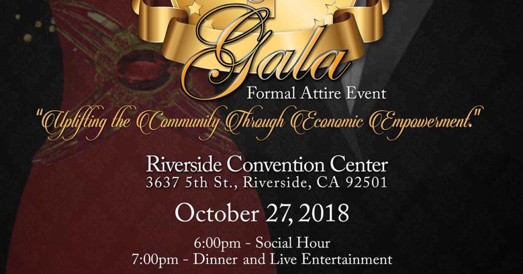 100 Black Men of the Inland Empire 4th Annual Gala