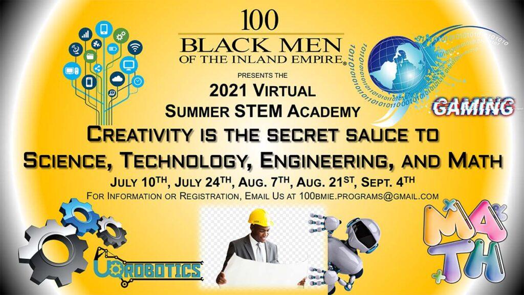2021 Virtual Summer Stem Academy